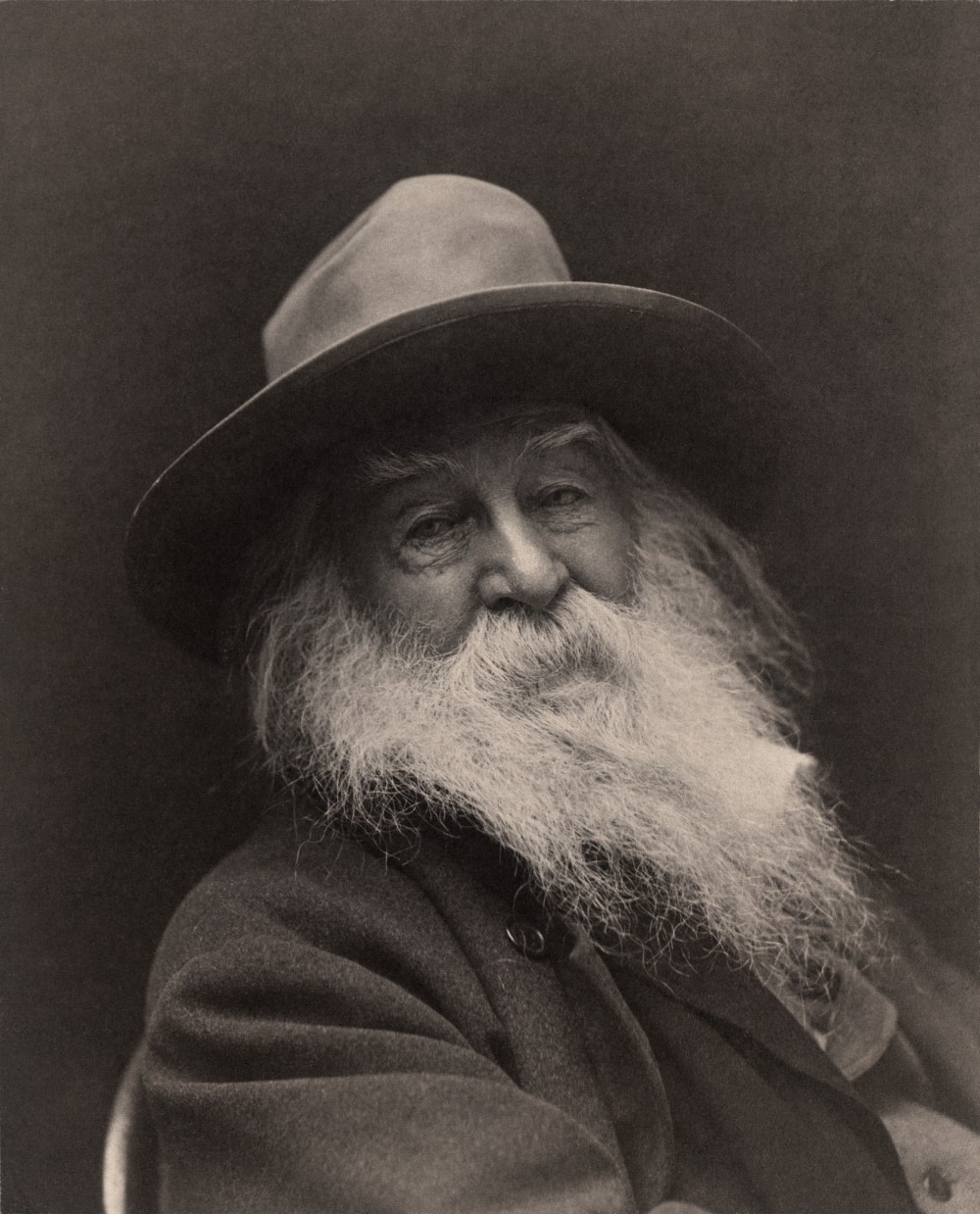 A Little Walt Whitman is Good for the Soul