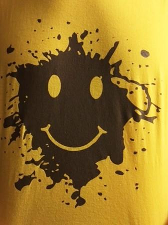 Do You Ever See a Jogger Smile?